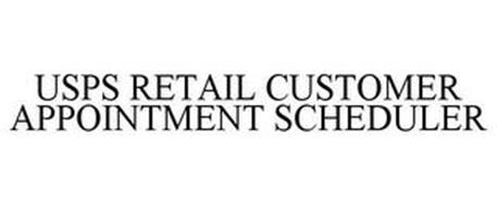 USPS RETAIL CUSTOMER APPOINTMENT SCHEDULER