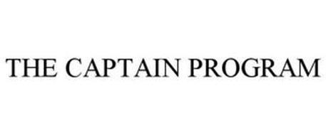 THE CAPTAIN PROGRAM