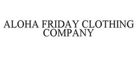 ALOHA FRIDAY CLOTHING COMPANY