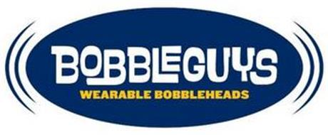 BOBBLEGUYS WEARABLE BOBBLEHEADS