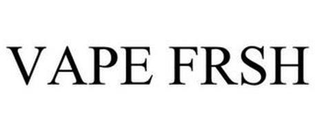 VAPE FRSH