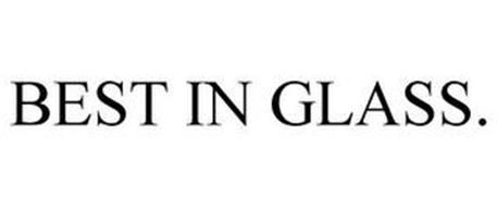 BEST IN GLASS.