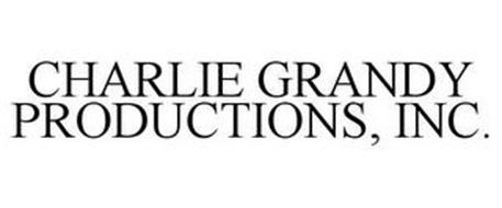 CHARLIE GRANDY PRODUCTIONS, INC.