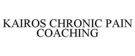 KAIROS CHRONIC PAIN COACHING