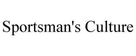 SPORTSMAN'S CULTURE