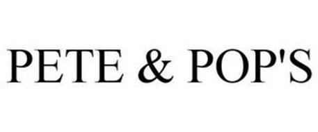 PETE & POP'S