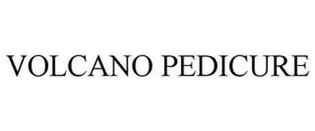 VOLCANO PEDICURE