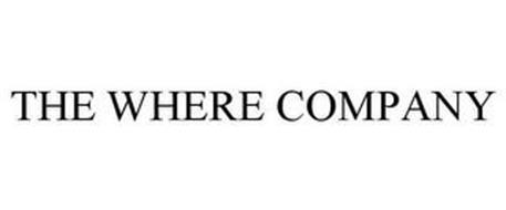THE WHERE COMPANY