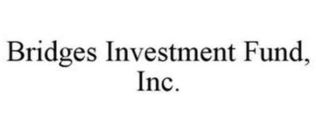 BRIDGES INVESTMENT FUND, INC.