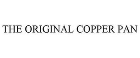 THE ORIGINAL COPPER PAN