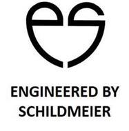 ES ENGINEERED BY SCHILDMEIER