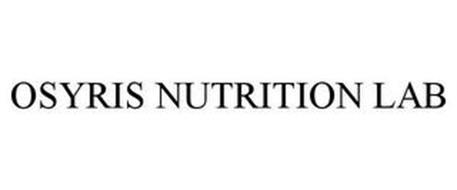 OSYRIS NUTRITION LAB