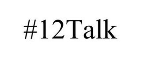 #12TALK