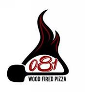 081 WOOD FIRED PIZZA