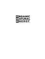 ORGANIC NATURAL ENERGY