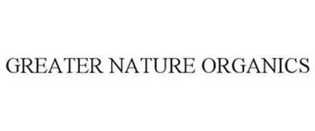 GREATER NATURE ORGANICS