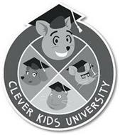 CLEVER KIDS UNIVERSITY
