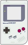 NINTENDO GAME BOY SELECT START A B