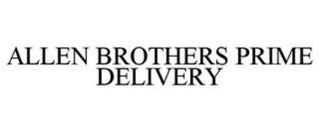 ALLEN BROTHERS PRIME DELIVERY