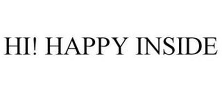 HI! HAPPY INSIDE