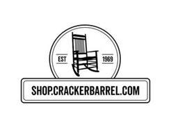 EST 1969 SHOP.CRACKERBARREL.COM