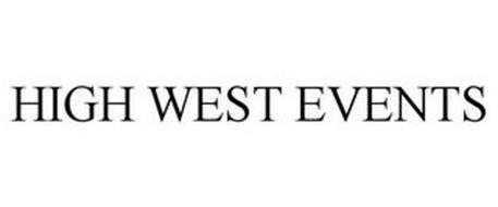 HIGH WEST EVENTS