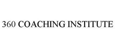360 COACHING INSTITUTE