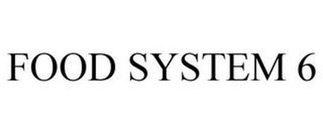 FOOD SYSTEM 6