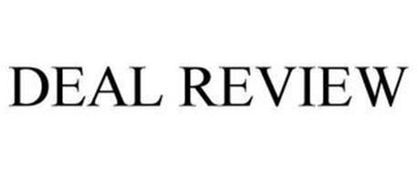 DEAL REVIEW