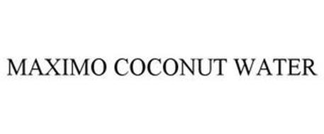 MAXIMO COCONUT WATER