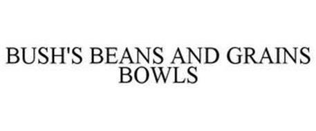 BUSH'S BEANS AND GRAINS BOWLS