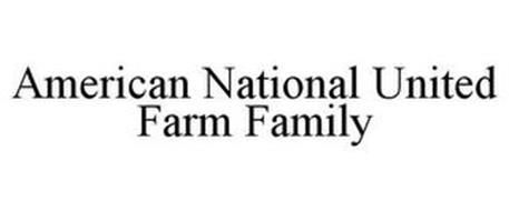 AMERICAN NATIONAL UNITED FARM FAMILY