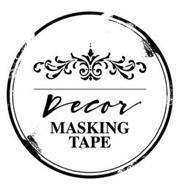DECOR MASKING TAPE