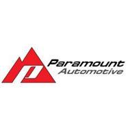 P PARAMOUNT AUTOMOTIVE