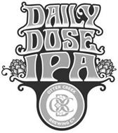 DAILY DOSE IPA OTTER CREEK BREWING CO. OCB