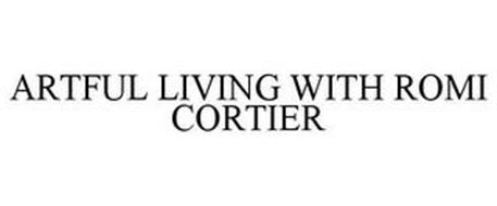ARTFUL LIVING WITH ROMI CORTIER