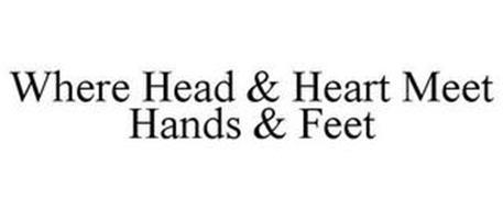 WHERE HEAD & HEART MEET HANDS & FEET