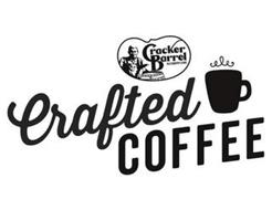 CRACKER BARREL OLD COUNTRY STORE CRAFTED COFFEE