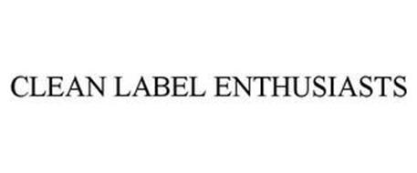CLEAN LABEL ENTHUSIASTS