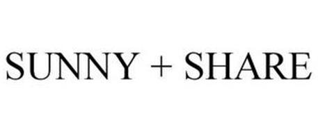 SUNNY + SHARE