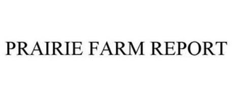 PRAIRIE FARM REPORT