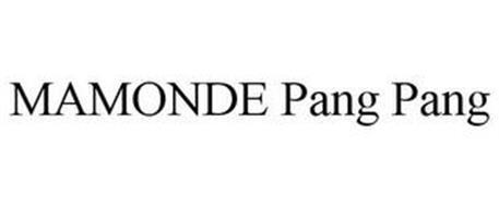 MAMONDE PANG PANG