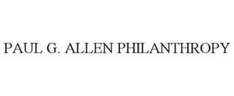 PAUL G. ALLEN PHILANTHROPY
