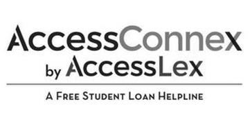 ACCESSCONNEX BY ACCESSLEX A FREE STUDENT LOAN HELPLINE