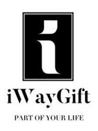 I WAY GIFT PART OF YOUR LIFE
