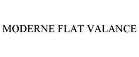 MODERNE FLAT VALANCE
