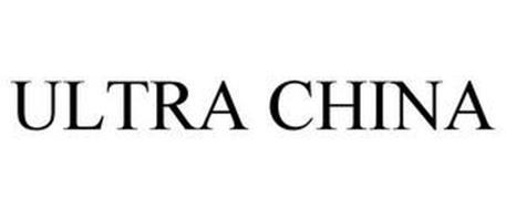 ULTRA CHINA