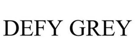DEFY GREY