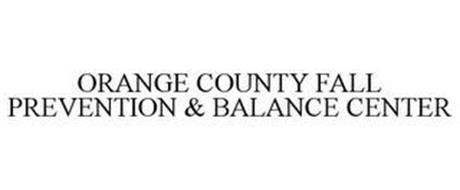 ORANGE COUNTY FALL PREVENTION & BALANCECENTER