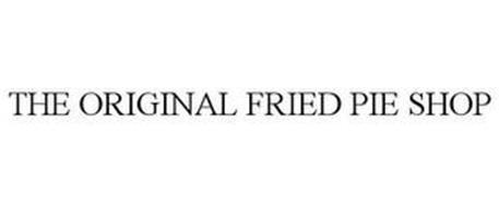 THE ORIGINAL FRIED PIE SHOP